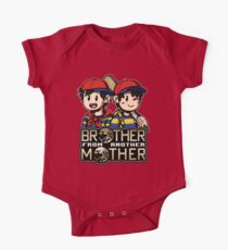 Another MOTHER - Ness & Ninten One Piece - Short Sleeve
