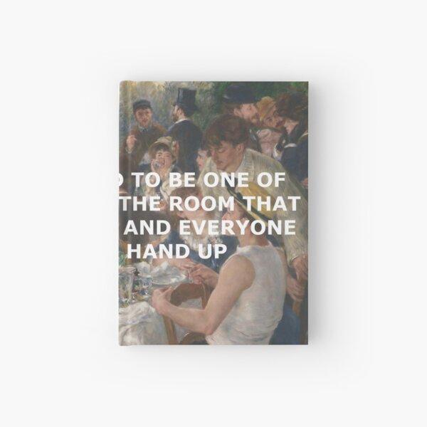 Le déjeuner des canotiers / Anxiety  Hardcover Journal