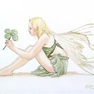 Clover the Faerie by johnartist