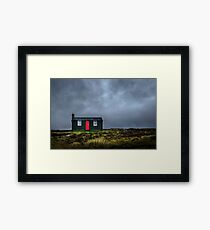 Summer House Framed Print