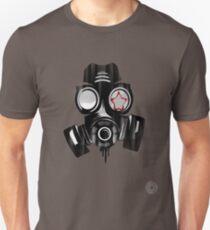 Gas mask revolution Unisex T-Shirt