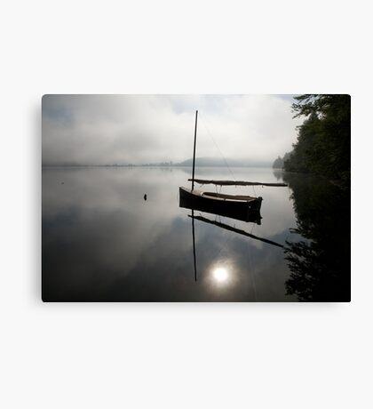 Lake moods Canvas Print
