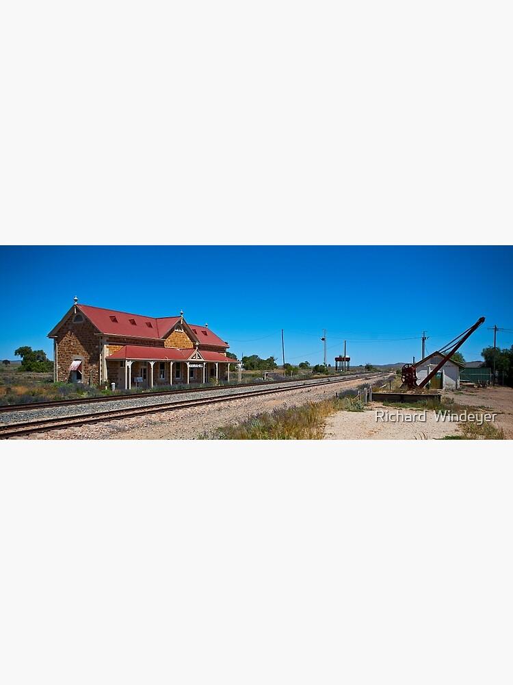 Manna Hill Station by RICHARDW