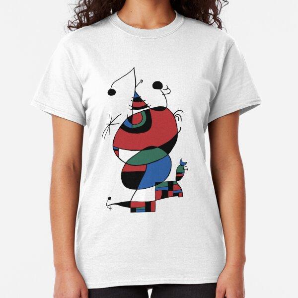 Joan Miro Classic T-Shirt