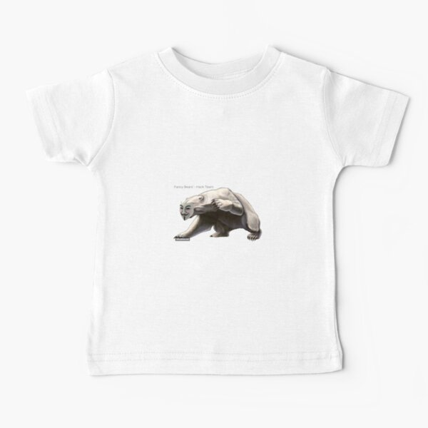 Fancy Bear Hacker (APT28) Baby T-Shirt