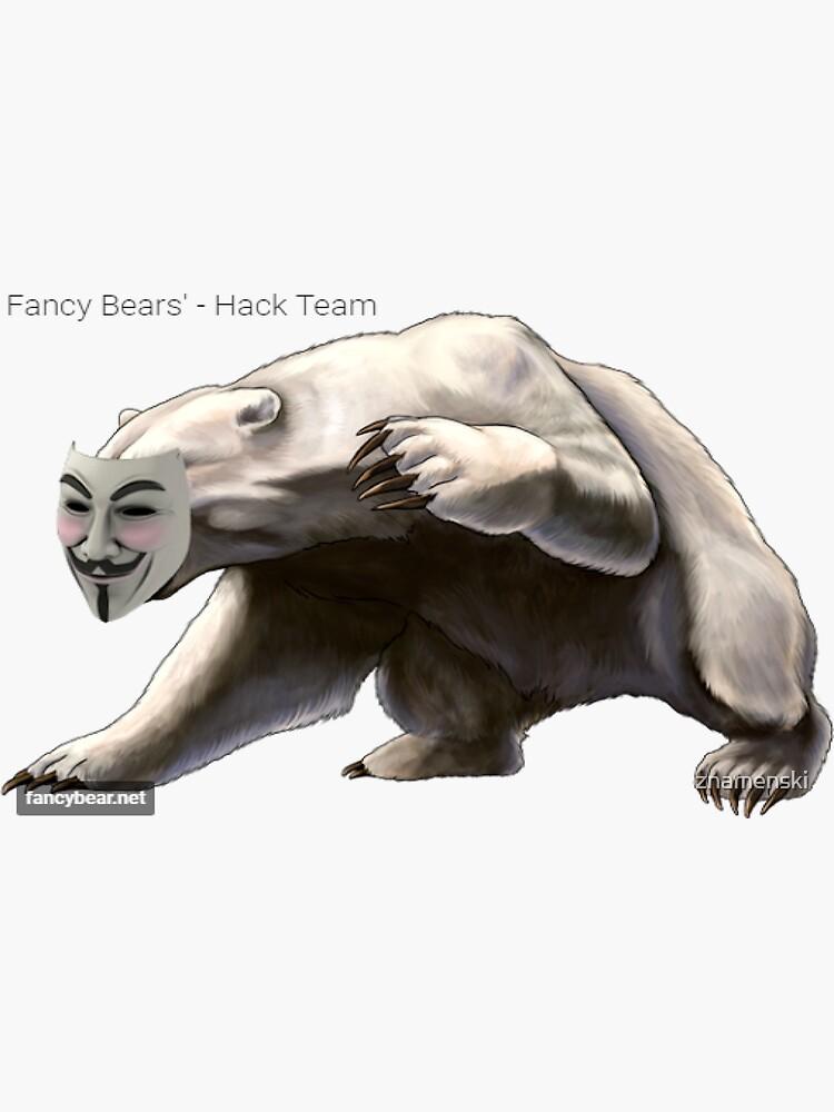 Fancy Bear Hacker (APT28) by znamenski