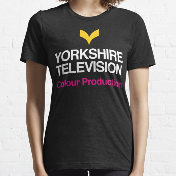 NDVH Yorkshire Television Essential T-Shirt
