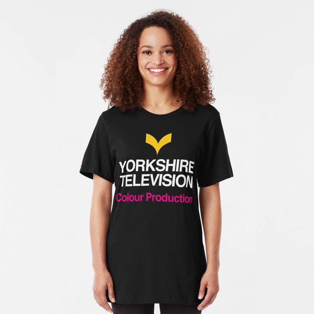 NDVH Yorkshire Television Slim Fit T-Shirt
