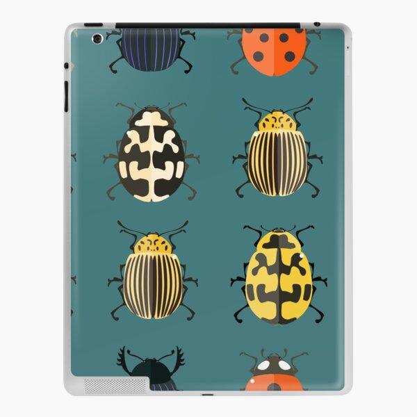 Cute bugs. iPad Skin