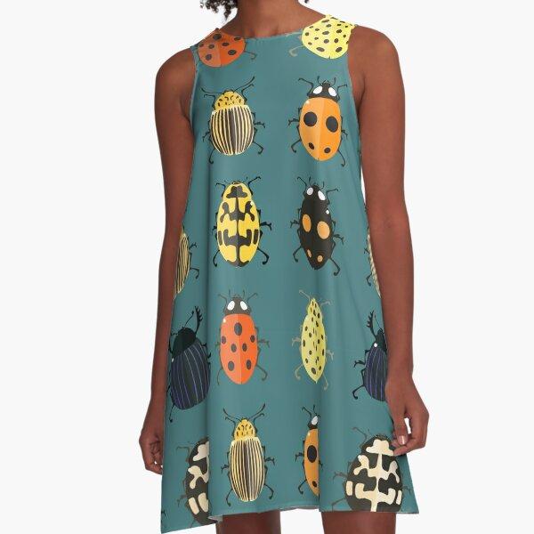 Cute bugs. A-Line Dress