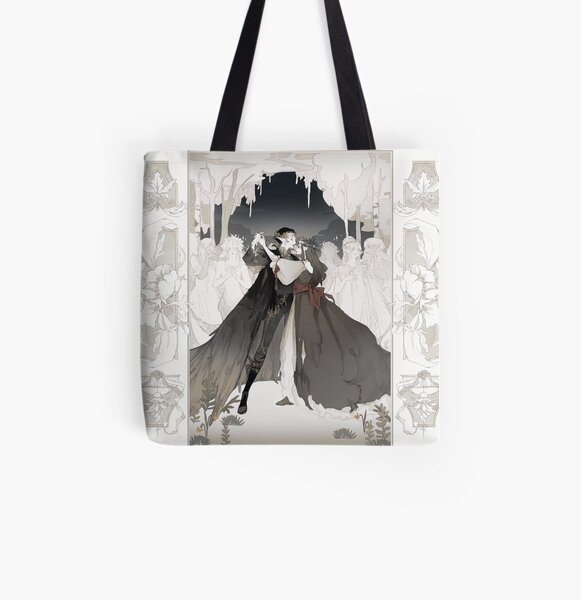 queen of mirth All Over Print Tote Bag