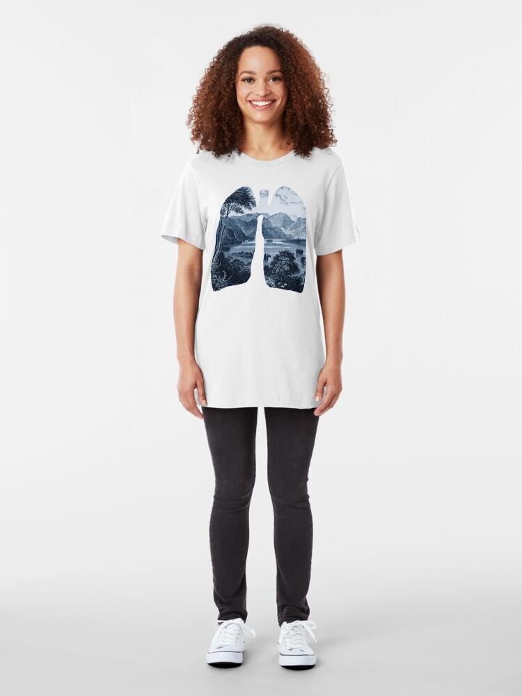 Alternative Ansicht von Frisch Slim Fit T-Shirt