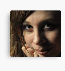 Ravelle, up close and personal 2 Canvas Print