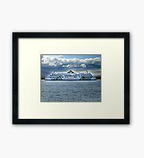 Coastal Inspiration Framed Print