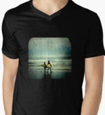 Surfer Dudes - TTV Men's V-Neck T-Shirt