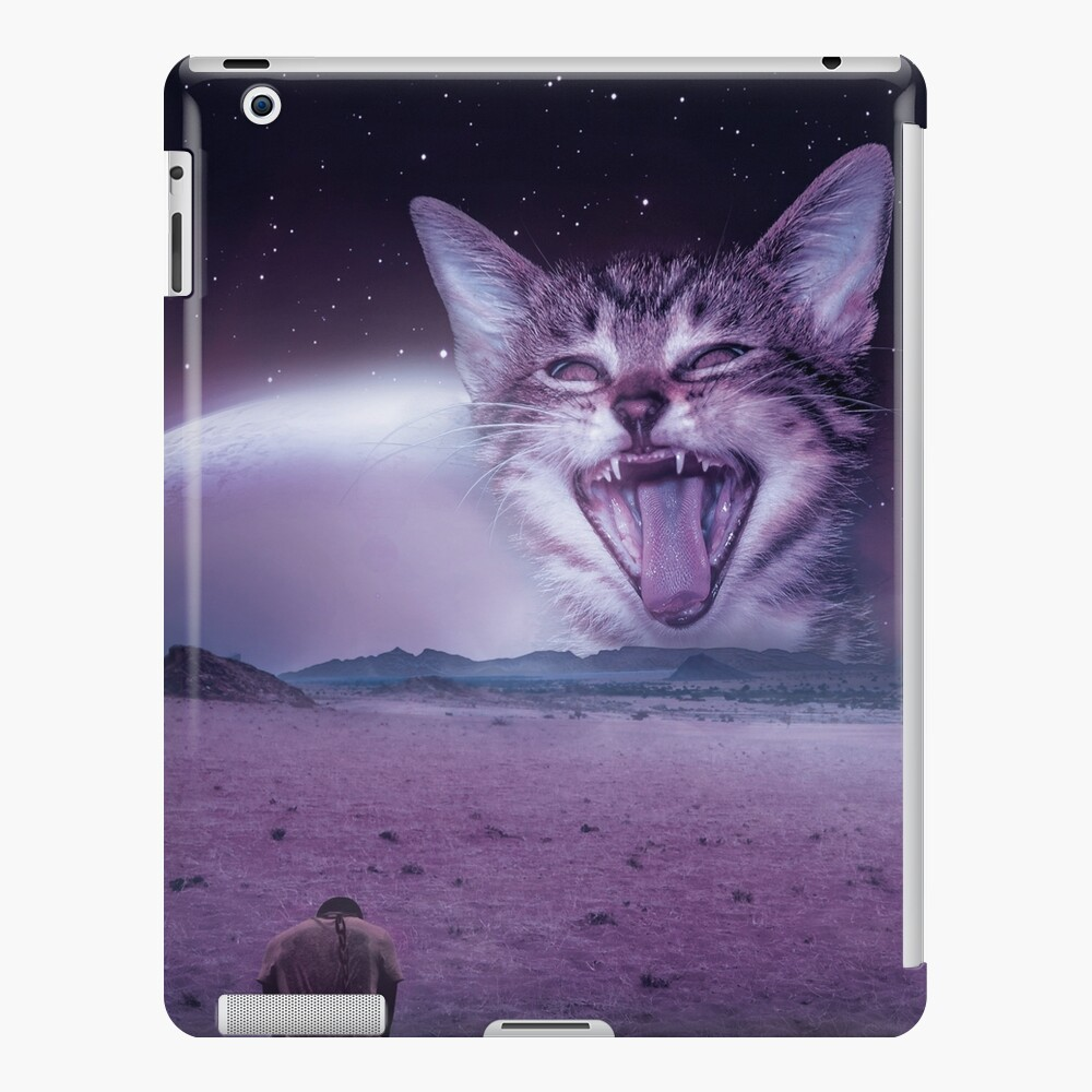 Planet Of The Cats iPad Case & Skin