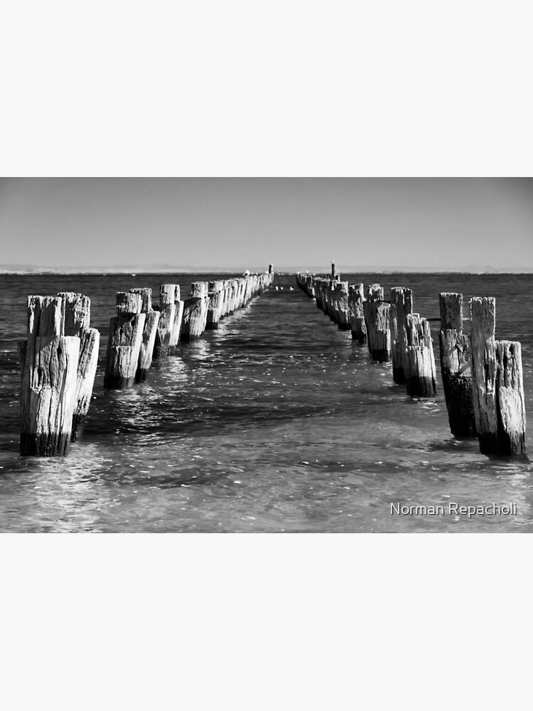 Pier today, gone tomorrow by keystone