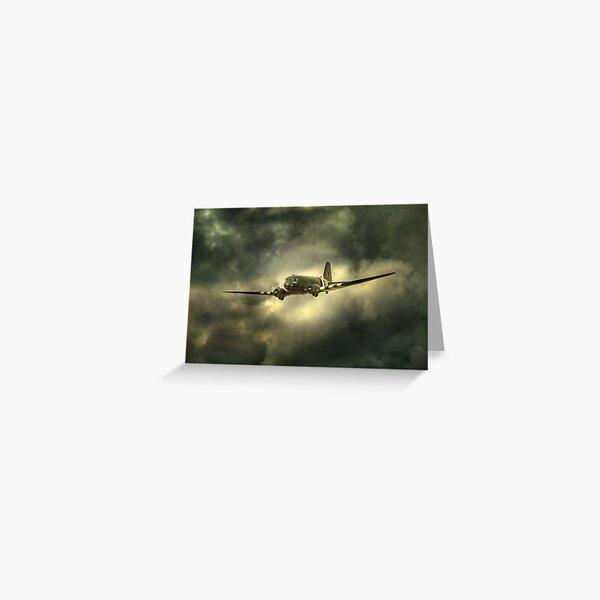 RAF BBMF Dakota  Greeting Card
