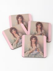 Betsy Ross with Sneaker Coasters