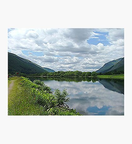 Loch Ceann, Scotland. Photographic Print