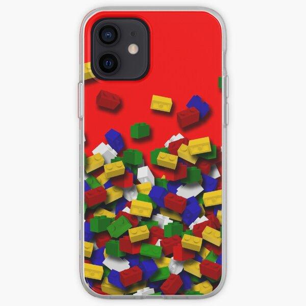 Copie d'art en brique Coque souple iPhone