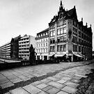 Gertraudenstraße by Markus Mayer