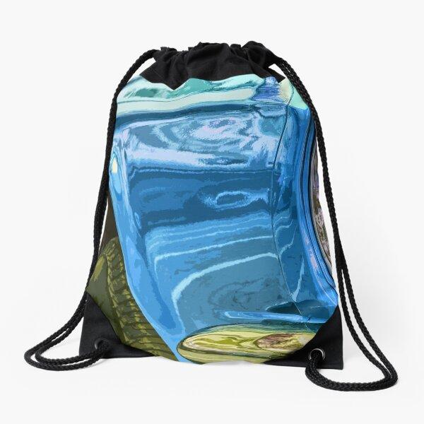 Ford Mustang Drawstring Bag