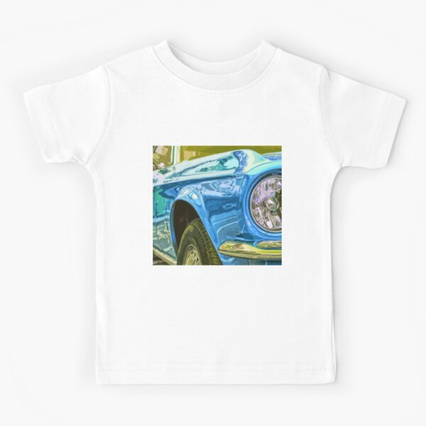 Ford Mustang Kids T-Shirt