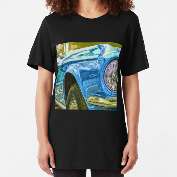 Ford Mustang Slim Fit T-Shirt