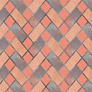 Coral Tiles by Laurine Spehner