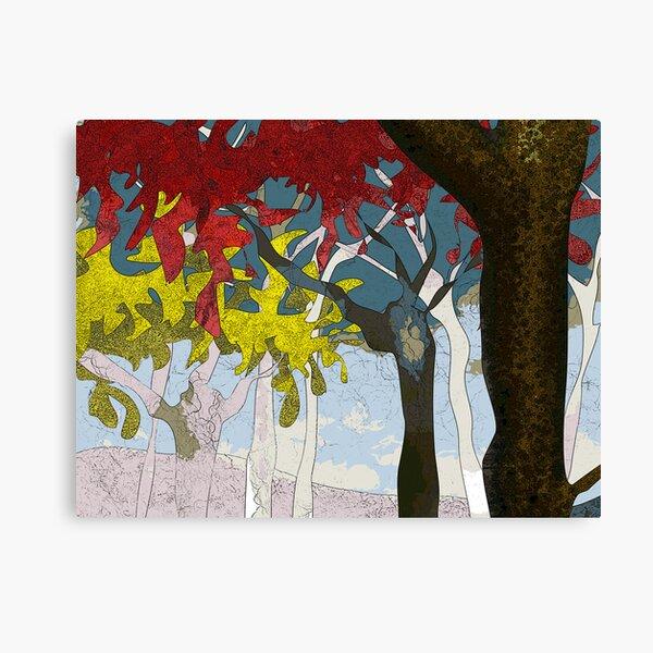Autumn Grace (6) Canvas Print