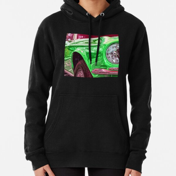 Ford Mustang Pullover Hoodie