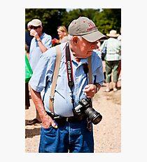 New Canon EOS 5D User Photographic Print