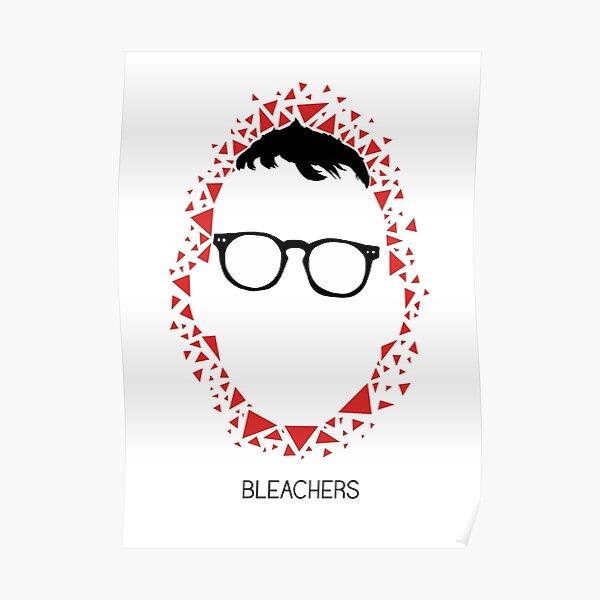 Bleachers Polygons Poster