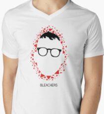 Bleachers Polygons Men's V-Neck T-Shirt