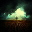 «Arbol oscuro» de baxiaart