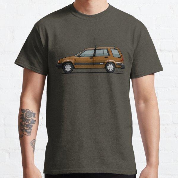 Toyota Tercel SR5 4WD Wagon AL25 (bronze) Classic T-Shirt