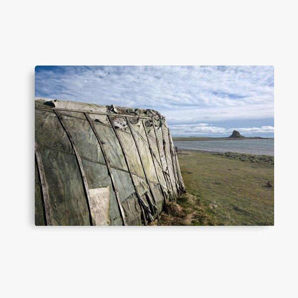 Lindisfarne Metal Print