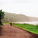 Konkan Coastline, Maharashtra, India by Biren Brahmbhatt