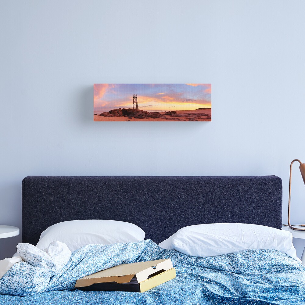 Redhead Beach Sunset, Newcastle, New South Wales, Australia Canvas Print