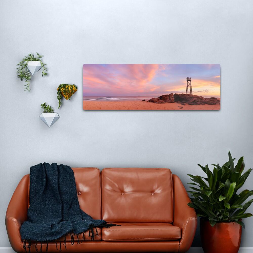 Day's End, Redhead Beach, Newcastle, New South Wales, Australia Metal Print