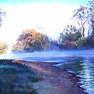 'Rising Mist' by Lynda Robinson