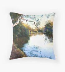 'Goulburn View' Throw Pillow