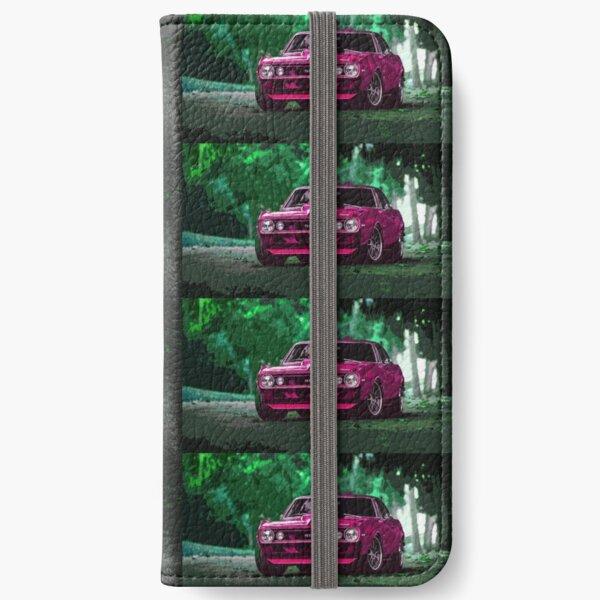 Chevrolet Camaro iPhone Wallet