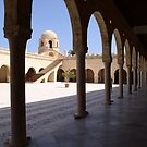 The Great Mosque of Sousee, Tunisia by Lukasz Godlewski