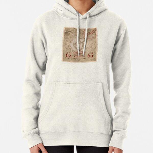Mens Hooded Sweatshirt Long Sleeve Hoodie Nova Scotia Tartan Element Construction Vintage Pullovers Sweaters Big Pockets