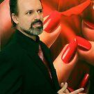 talking art............... as usual by Warren Haney