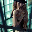 Woman in a fox by Winzor