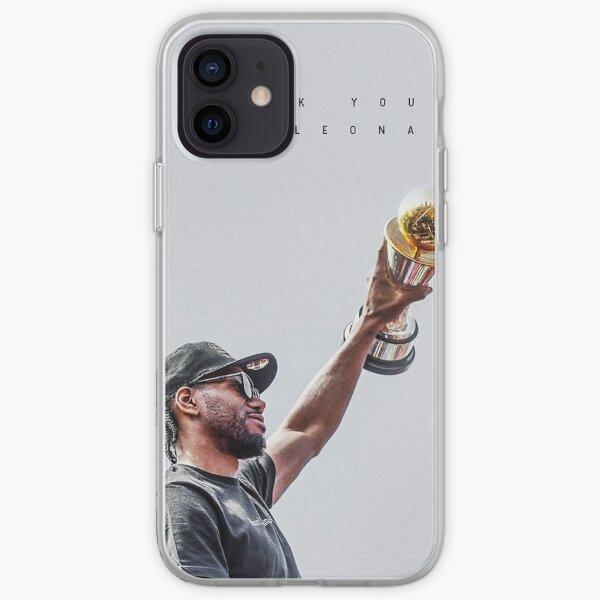 Tribute Kawhi Leonard iPhone Soft Case
