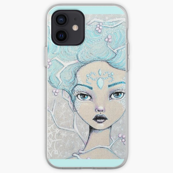 Ice Queen iPhone Soft Case